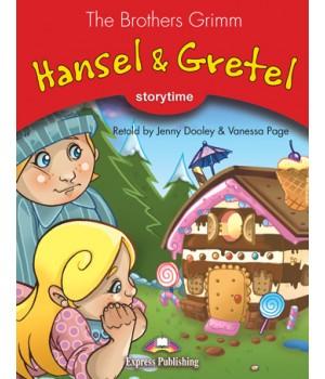 Книга для читання Hansel and Gretel (Storytime Level 2) Reader with Application