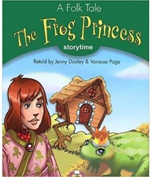 Книга для читання The Frog Princess (Storytime Level 3) Reader