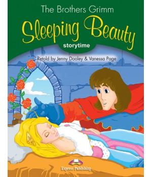 Книга для читання Sleeping Beauty (Storytime Level 3) Reader
