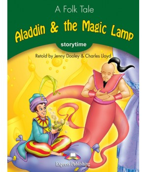 Aladdin and the Magic Lamp (Storytime Level 3) Reader