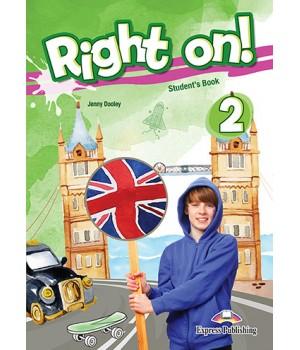 Підручник Right On! 2 Student's Book
