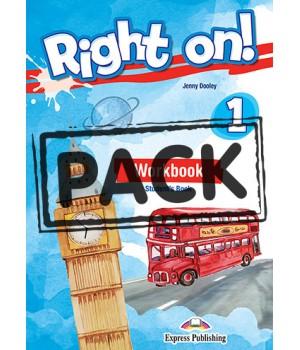 Робочий зошит Right On! 1 Workbook