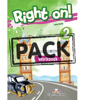 Робочий зошит Right On! 2 Workbook