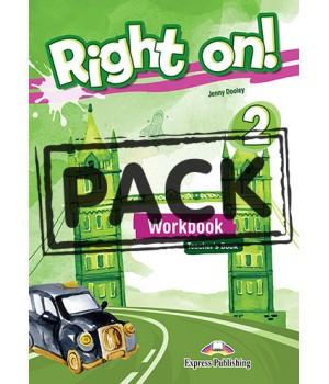 Книга для вчителя Right On! 2 Teacher's Workbook