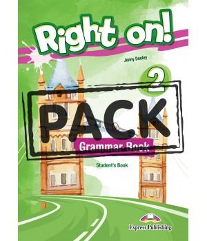 Підручник Right On! 2 Grammar Student's Book
