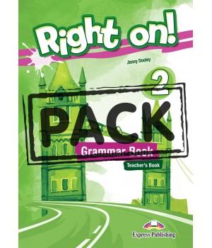 Книга для вчителя Right On! 2 Grammar Teacher's Book