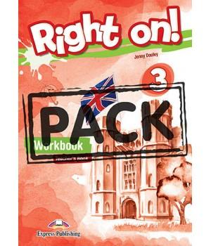 Книга для вчителя Right On! 3 Teacher's Workbook