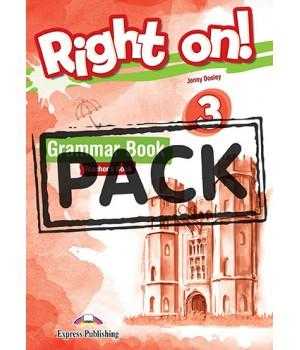 Книга для вчителя Right On! 3 Grammar Teacher's Book