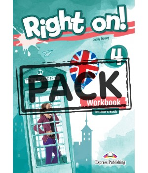 Книга для вчителя Right On! 4 Teacher's Workbook