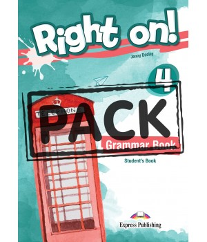 Підручник Right On! 4 Grammar Student's Book