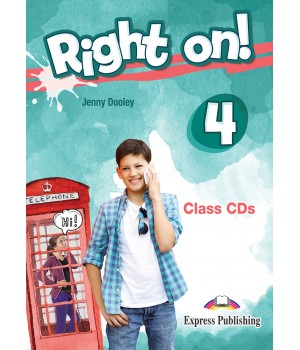 Диск Right On! 4 MP3 CD