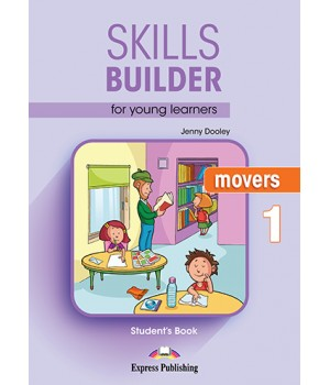 Підручник Skills Builder Movers 1 Format 2017 Student's Book