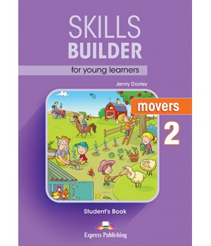 Підручник Skills Builder Movers 2 Format 2017 Student's Book