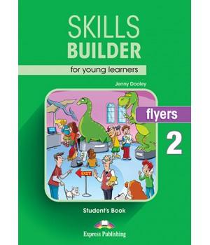 Підручник Skills Builder Flyers 2 Format 2017 Student's Book