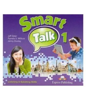 Диск Smart Talk 1 CDs (set of 2)
