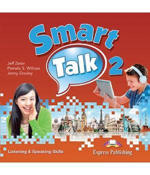 Диск Smart Talk 2 CDs (set of 2)