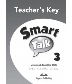 Відповіді Smart Talk 3 Teacher's Key