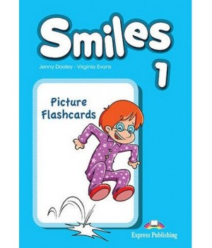 Картки Smiles for Ukraine 1 Flashcards