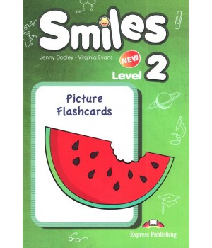 Картки Smiles for Ukraine 2 Flashcards