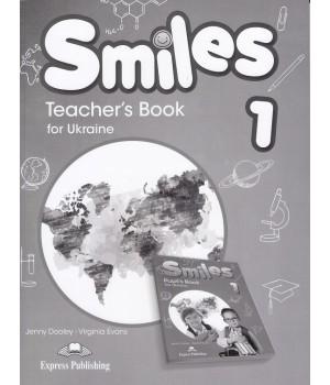 Книга для вчителя Smiles for Ukraine 1 Teacher's Book