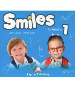Диск Smiles for Ukraine 1 Class Audio CD