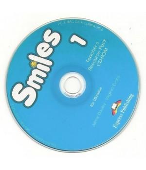 Диск Smiles for Ukraine 1 Teacher's Resource CD-ROM