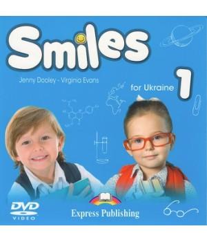 Диск Smiles for Ukraine 1 DVD