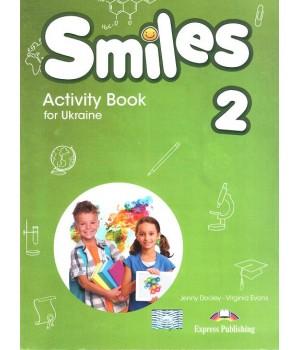 Робочий зошит Smiles for Ukraine 2 Activity Book
