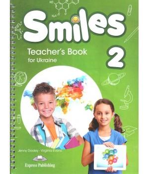 Книга для вчителя Smiles for Ukraine 2 Teacher's Book