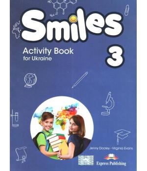Робочий зошит Smiles for Ukraine 3 Activity Book