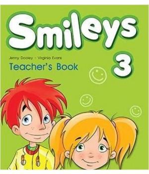 Книга для вчителя Smiles for Ukraine 4 Teacher's Book