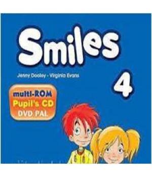 Диск Smiles for Ukraine 4 DVD