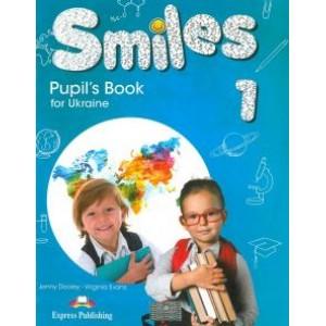Smiles 1 for Ukraine Pupil's Book