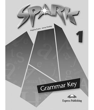 Відповіді Spark 1 Grammar Book Key