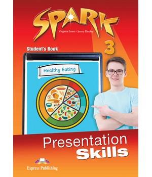 Підручник Spark 3 Presentation Skills Student's Book