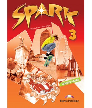 Книга для учителя Spark 3 Teacher's Book