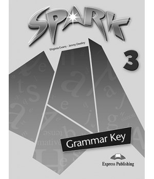 Ответы Spark 3 Grammar Book Key