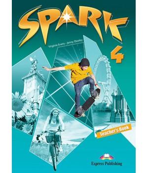 Книга для вчителя Spark 4 Teacher's Book