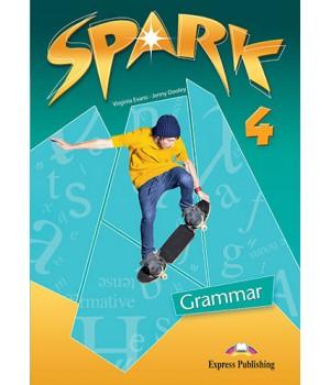 Підручник Spark 4 Grammar Book