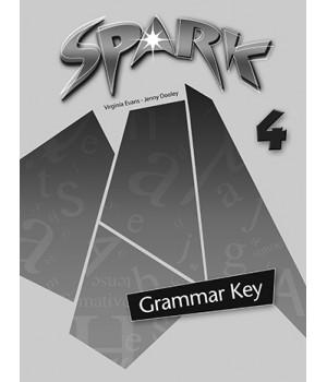 Відповіді Spark 4 Grammar Book Key