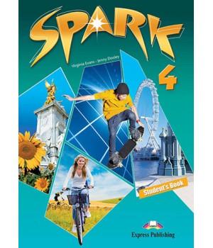 Підручник Spark 4 Student's Book