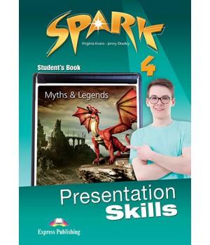Підручник Spark 4 Presentation Skills Student's Book