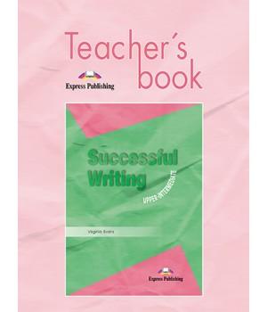 Книга для учителя Successful Writing 2 Upper-Intermediate Teacher's Book
