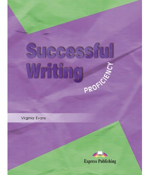 Підручник Successful Writing 3 Proficiency Student's Book