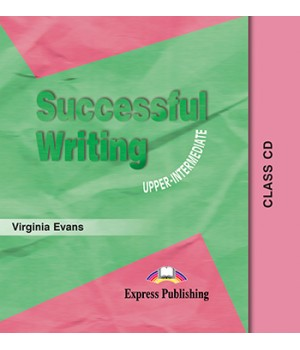 Диск Successful Writing 2 Upper-Intermediate Class Audio CD