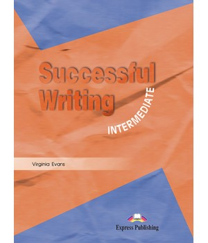 Підручник Successful Writing 1 Intermediate Student's Book