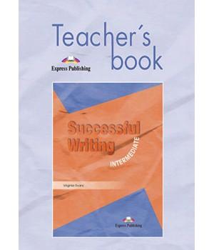 Книга для учителя Successful Writing 1 Intermediate Teacher's Book