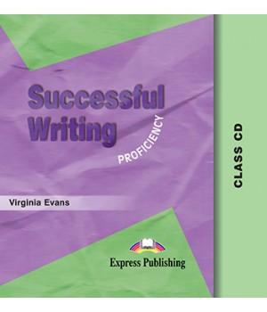 Диск Successful Writing 3 Proficiency Class Audio CD