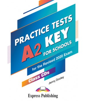 Диск A2 Key for Schools Practice Tests for the Revised 2020 Exam CD MP3