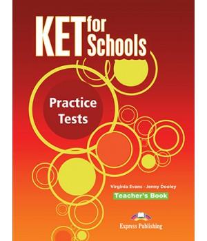 Книга для вчителя KET for Schools Practice Tests Teacher's Book
